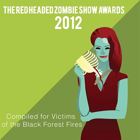 RedHeaded Zombie Show Awards Compolation
