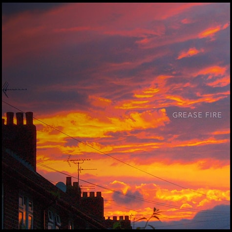 Greese Fire Radio Drama Cover Art