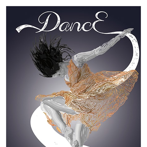 PPCC Dance Department Poster