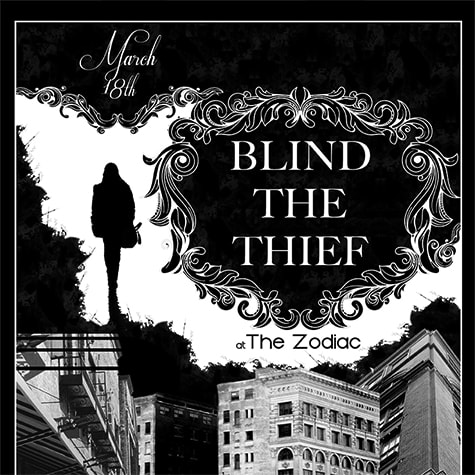 Blind The Thief Poster