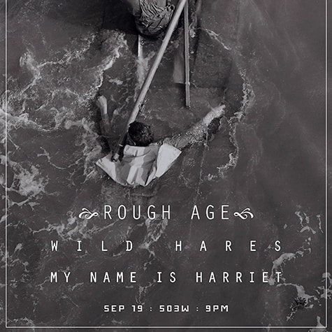 Rough Age Poster
