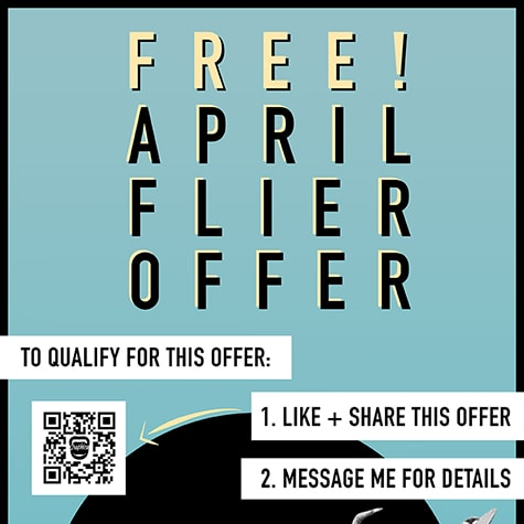 April Free Flier Offer