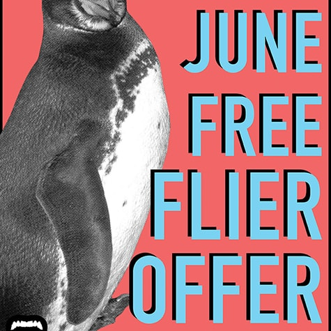 June Free Flier Offer 2016