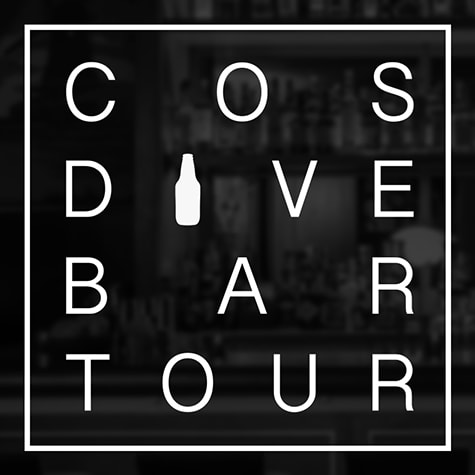 COS Dive Bar Tour 2016 Logo