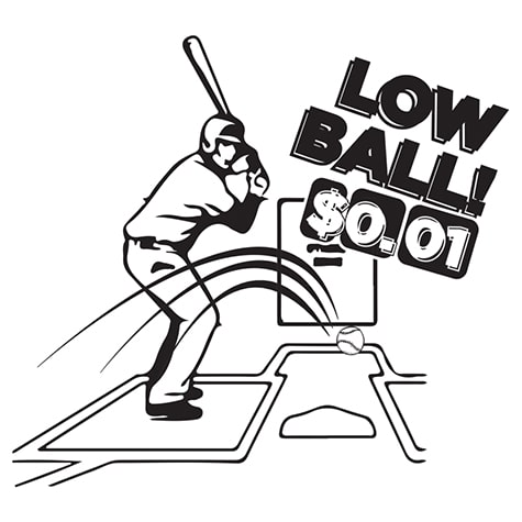 Low Ball Vector Composition 2020